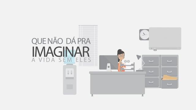 Animação Gráfica 2D para Start-Ups, Pequenas e Médias Empresas - 30s