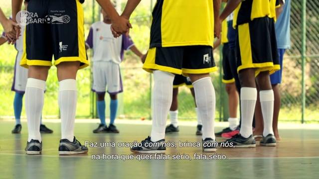 [ONG IHN] Projeto Esporte Legal | ONG | Storytelling | Depoimentos