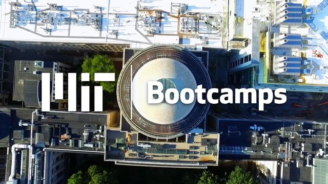 [MIT] BOOTCAMPS / Rio - Evento