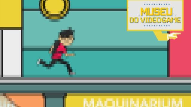 [Nova America] - Museu do Video Game 3 | Animação | Publicidade