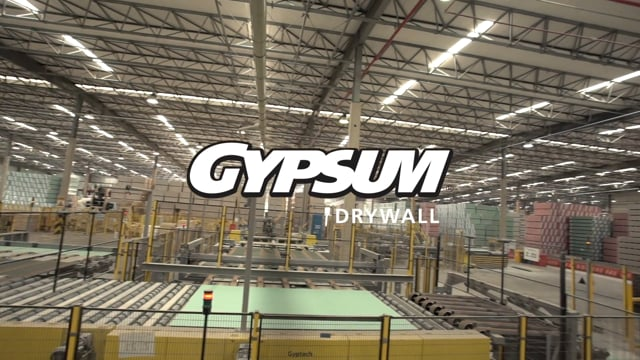 [Gypsum] Institucional - Industria - Drywall
