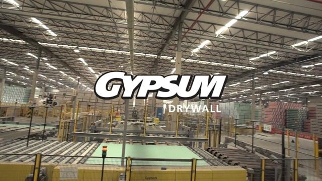 [Gypsum] Institucional - Industria - Drywall