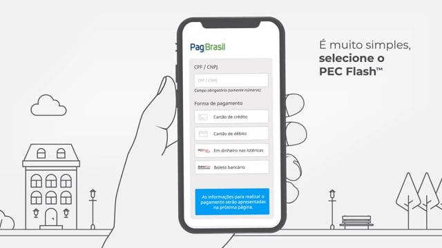 [Pag Brasil] PEC Flash BR | Aplicativo | Animação